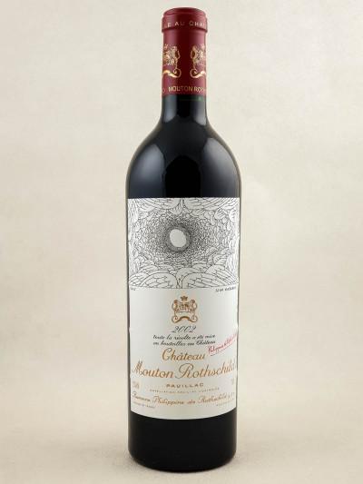 Mouton Rothschild - Pauillac 2002