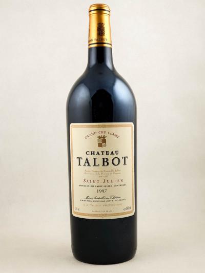 Talbot - Saint Julien 1997 MAGNUM