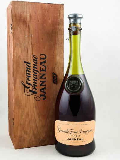 Janneau - Grande Fine Armagnac 1939