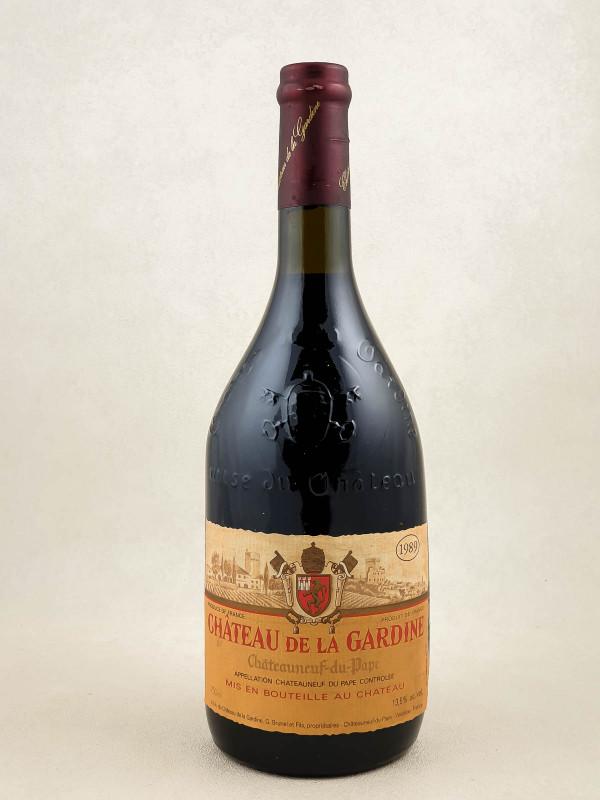 La Gardine - Châteauneuf du Pape 1989