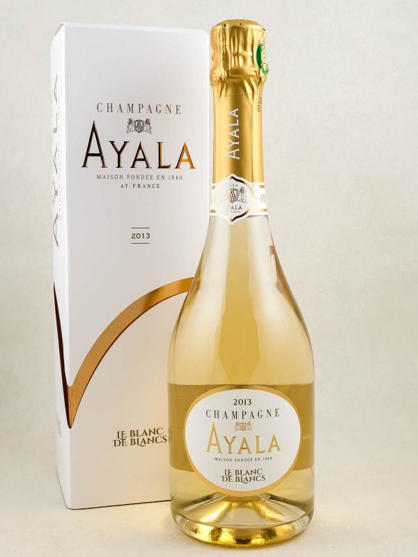 Ayala - Blanc de Blanc 2013