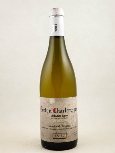 Georges Roumier - Corton Charlemagne 1997