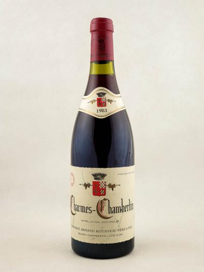 Armand Rousseau - Charmes Chambertin 1983