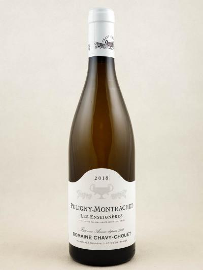 """Chavy Chouet - Puligny Montrachet """"Les Enseignères"""" 2017"""