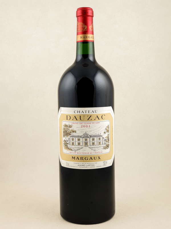 Dauzac - Margaux 2001