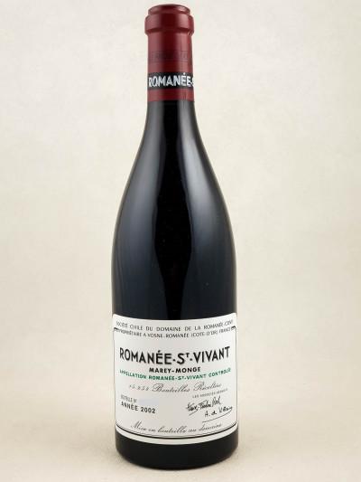 Romanée Conti - Romanée Saint Vivant 2002
