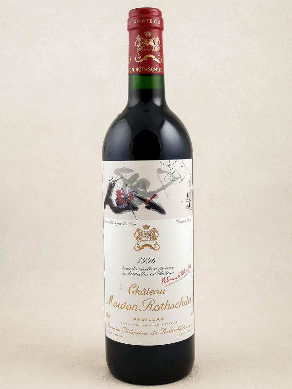 Mouton Rothschild - Pauillac 1996