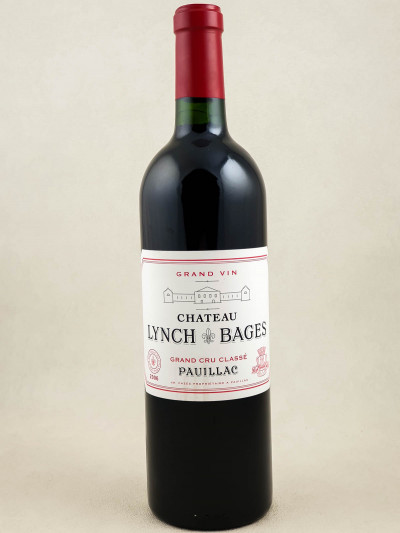 Lynch Bages - Pauillac 2006