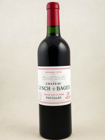Lynch Bages - Pauillac 2007