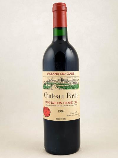 Pavie - Saint Emilion 1992