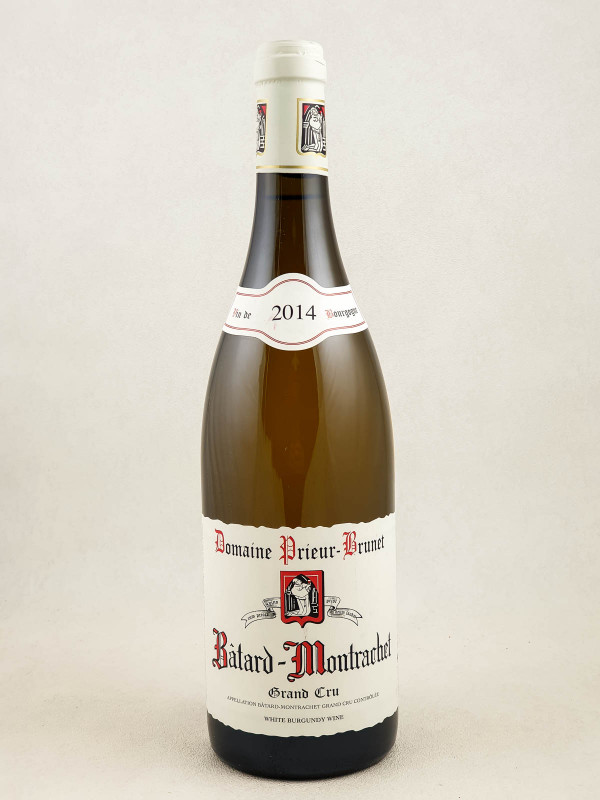 Prieur Brunet - Bâtard Montrachet 2014