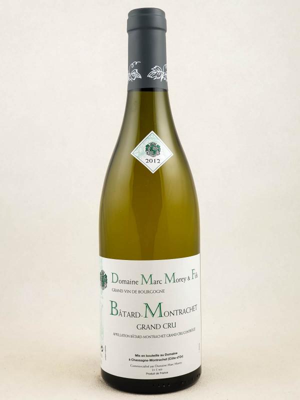 Marc Morey - Bâtard Montrachet 2012
