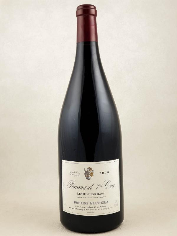 "Domaine Glantenay - Pommard 1er cru ""Rugiens"" 2009 MAGNUM"