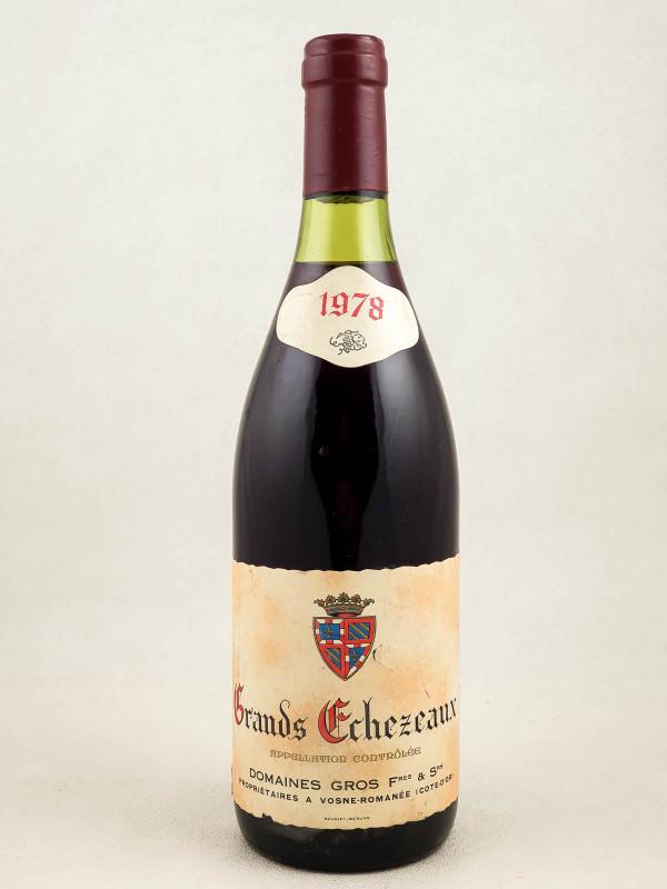 Gros Frère & Soeur - Grands Echezeaux 1978