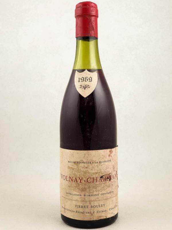 "Pierre Bouley - Volnay ""Champans"" 1969"