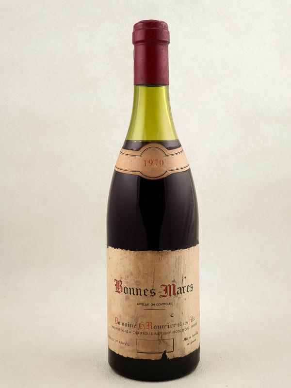 Georges Roumier - Bonnes Mares 1970