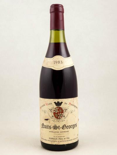 Durieux - Nuits Saint Georges 1983