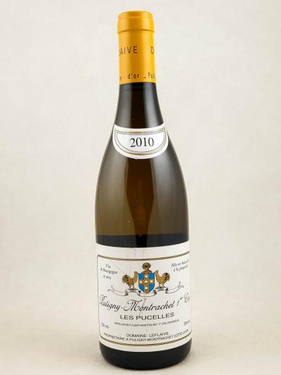 "Leflaive - Puligny Montrachet 1er cru ""Pucelles"" 2010"