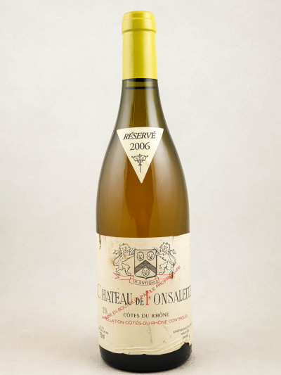 Fonsalette - Côtes du Rhône 2007