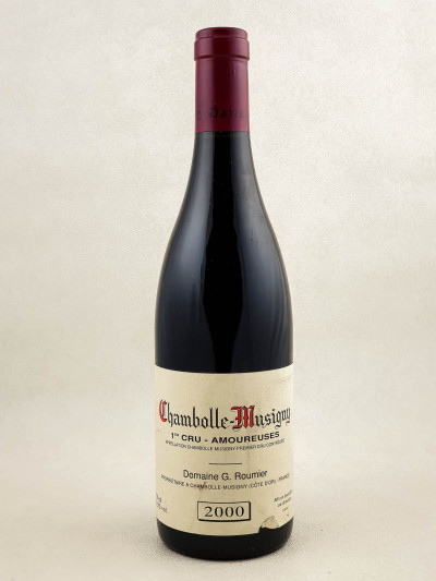 "Georges Roumier - Chambolle Musigny 1er cru ""Amoureuses"" 2000"