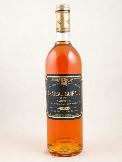 Guiraud - Sauternes 1990