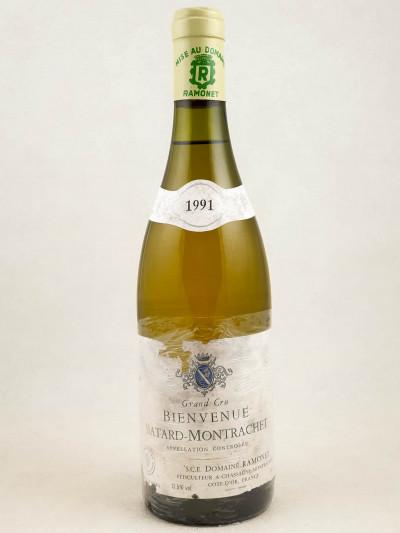 Ramonet - Bienvenues Bâtard Montrachet 1991
