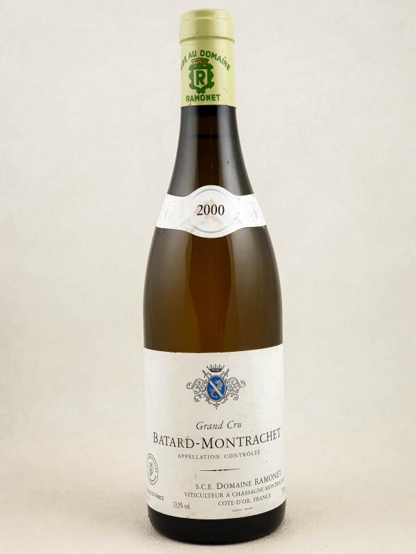 Ramonet - Bâtard Montrachet 2000