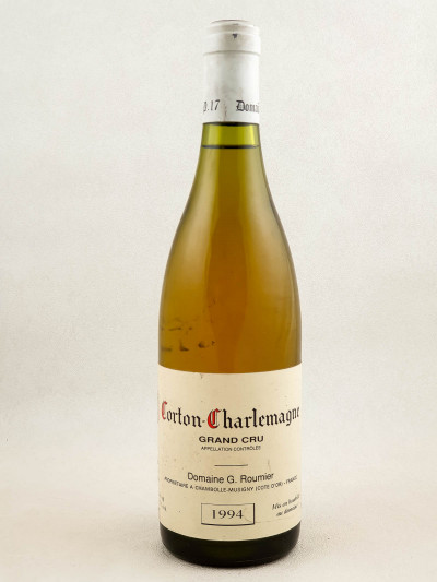 Georges Roumier - Corton Charlemagne 1994