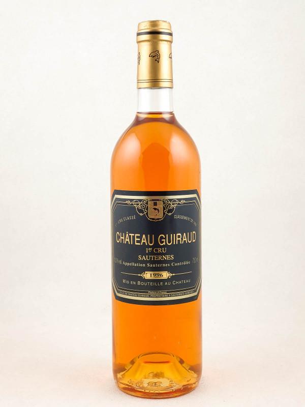 Guiraud - Sauternes 1996