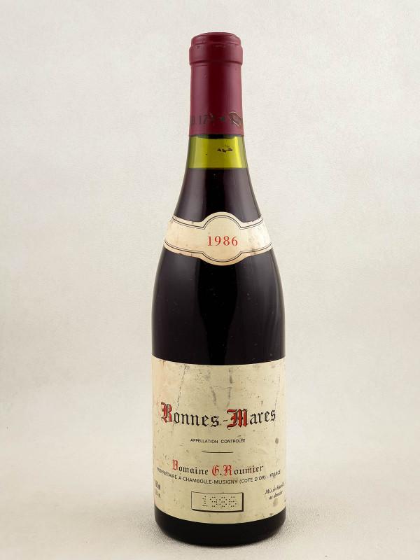 Georges Roumier - Bonnes Mares 1986