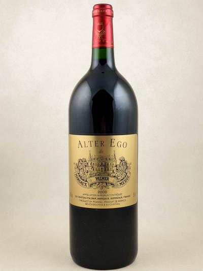 Alter Ego de Château Palmer - Margaux 2000 MAGNUM