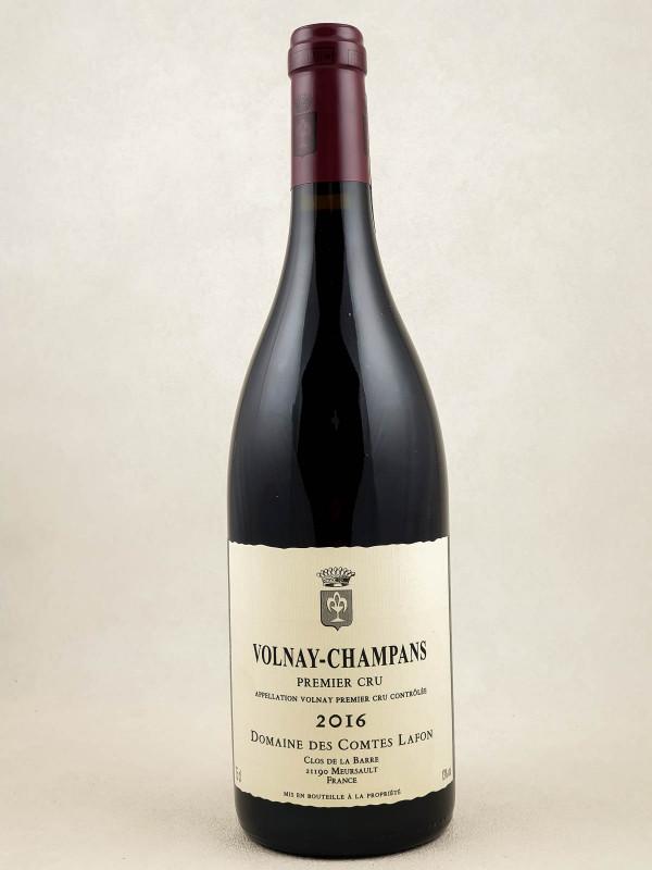 "Comtes Lafon - Volnay 1er cru ""Champans"" 2016"