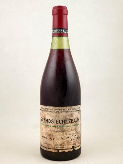Romanée Conti - Grands Echezeaux 1974