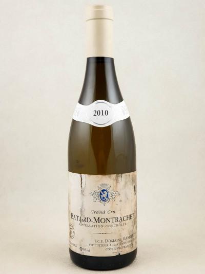 Ramonet - Bâtard Montrachet 2010