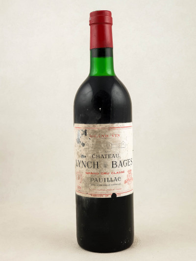 Lynch Bages - Pauillac 1976