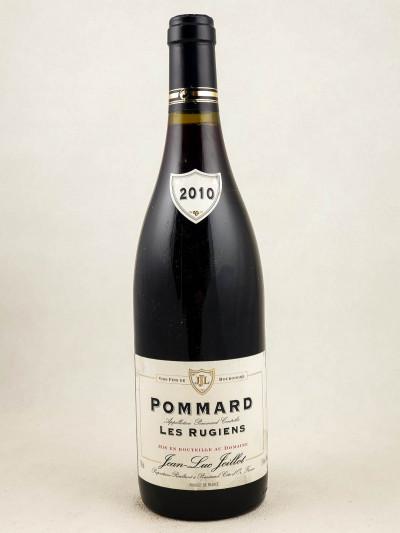 """JL Joillot - Pommard 1er cru """"Rugiens"""" 2010"""