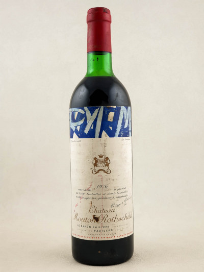 Mouton Rothschild - Pauillac 1976