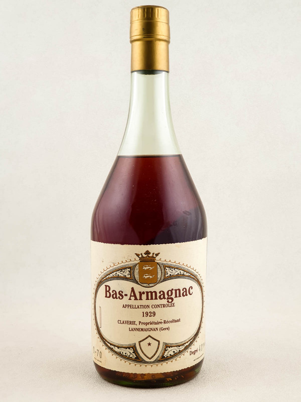 Castarède - Armagnac 1924