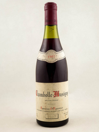 Georges Roumier - Chambolle Musigny 1983