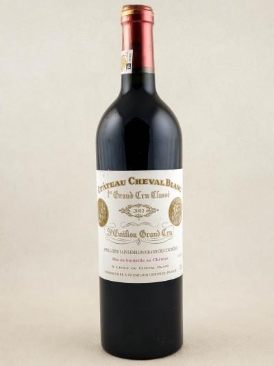Cheval Blanc - Saint Emilion 2002
