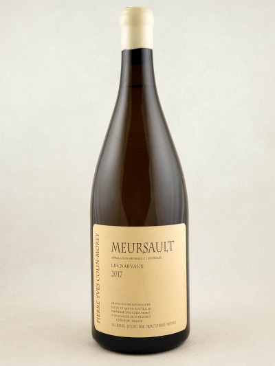 Pierre-Yves Colin Morey - Meursault Narvaux 2017 MAGNUM