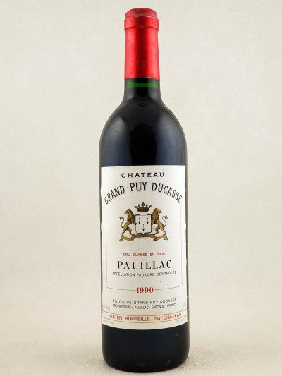 Grand Puy Ducasse - Pauillac 1990