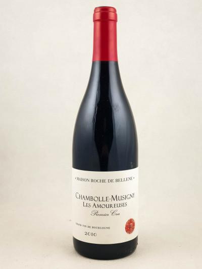 "Roche de Bellene - Chambolle Musigny 1er cru ""Amoureuses"" 2010"