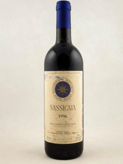 Sassicaia - Tenuta San Guido 1996