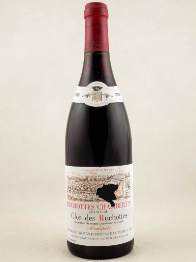 "Armand Rousseau - Ruchottes Chambertin ""Clos des Ruchottes"" 1988"
