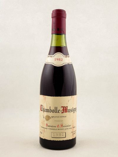 Georges Roumier - Chambolle Musigny 1982