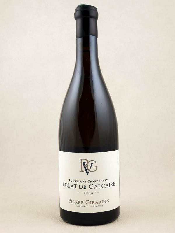 "Pierre Girardin - Bourgogne Chardonnay ""Eclat de Calcaire"" 2018"