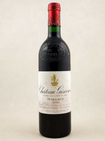Giscours - Margaux 1990