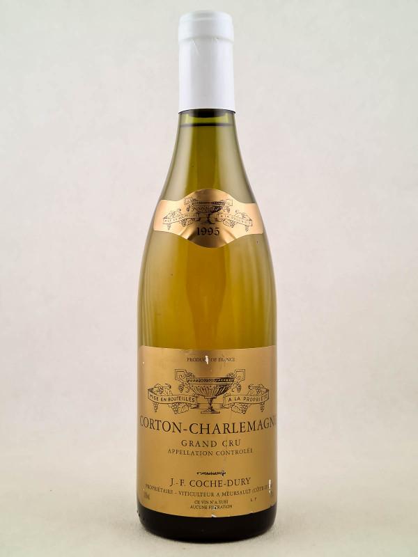 Coche Dury - Corton Charlemagne 1995