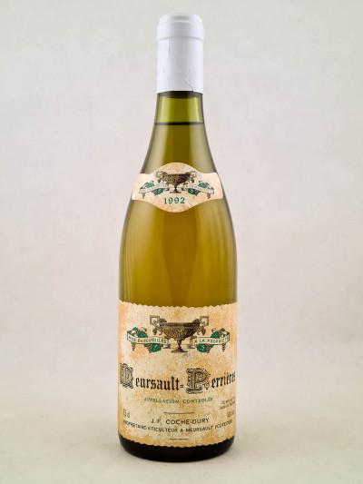 "Coche Dury - Meursault 1er cru ""Perrières"" 1992"
